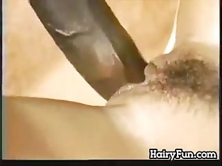 Classic Interracial Fun With Some BBC