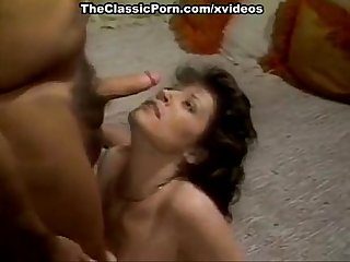 Bionca, Randy West in fierce blow job from fantastic seventies porn
