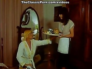 Brigitte Lahaie, Liliane Lemieuvre, Lucie Doll in classic xxx movie