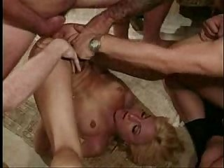 Mila shegol gangbang - Scene from Shocking truth 2