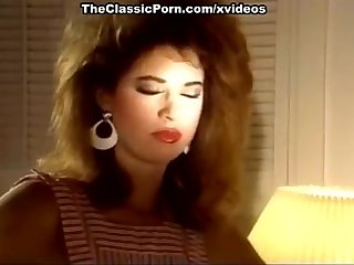 Brandy Wine, Veronica Hall, Lisa Bright in sex crazy girlfriends of 1980s porn f