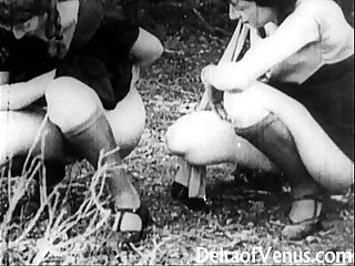 Antique Porn - A Free Ride - Early 1900s Erotica